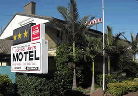 Flying Spur Motel - Broome Tourism
