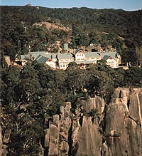 Mount Buffalo Chalet  Cresta Lodge - Broome Tourism