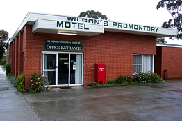 Wilsons Promontory Motel - Broome Tourism