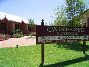 Campaspe Lodge - Broome Tourism
