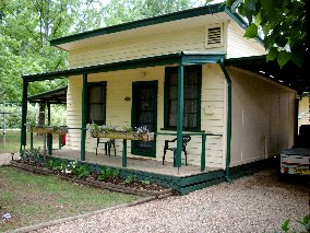 Pioneer Garden Cottages - Broome Tourism