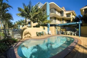 Surf Club Apartments - Broome Tourism