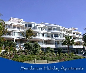 Sundancer Holiday Apartments - Broome Tourism