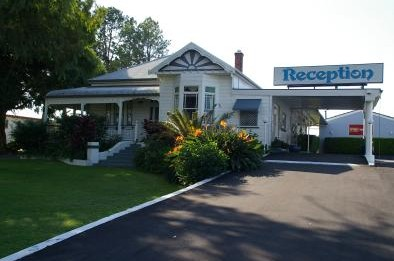Colonial Court Motor Inn - Broome Tourism