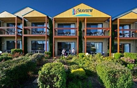 Seaview Motel  Apartments - Broome Tourism