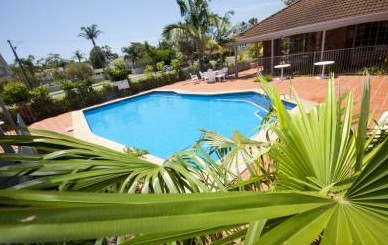 Island Palms Motor Inn - Broome Tourism