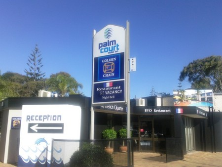 Palm Court Motor Inn - Broome Tourism