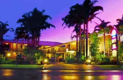 Sapphire Waters Motor Inn - Broome Tourism