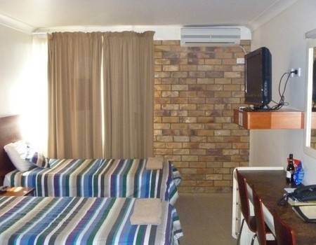 Burke and Wills Motor Inn Kingaroy