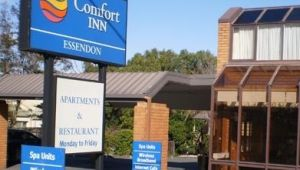 Comfort Inn  Suites Essendon - Broome Tourism