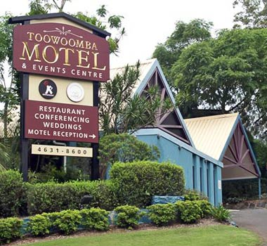 Toowoomba Motel - Broome Tourism