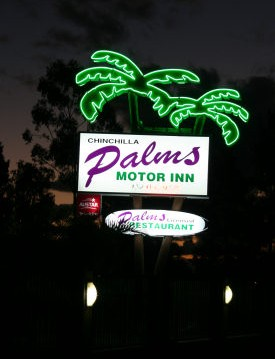 Chinchilla Palms Motor Inn - Broome Tourism