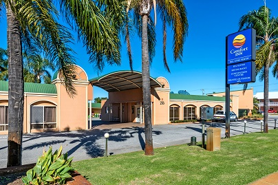 Comfort Inn Bel Eyre Perth - Broome Tourism