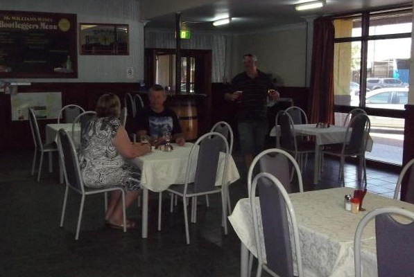 Goldfields Hotel Motel - Broome Tourism