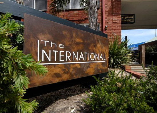 Comfort Inn The International - Broome Tourism
