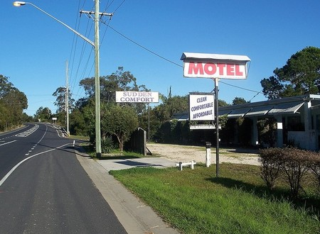 Sudden Comfort Motel - Broome Tourism