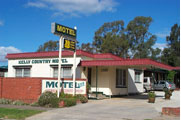 GLENROWAN KELLY COUNTRY MOTEL - Broome Tourism
