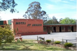 Motel St Arnaud - Broome Tourism