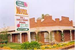Top Of The Town Motel - Broome Tourism