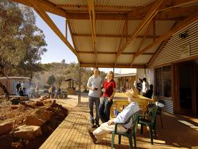 Willow Springs Shearers Quarters - Broome Tourism