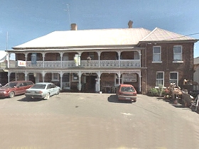 Sheffield Hotel - Broome Tourism