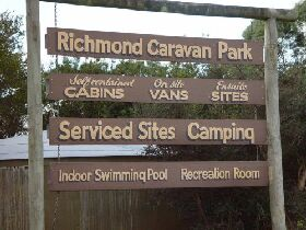 Richmond Cabin  Tourist Park - Broome Tourism