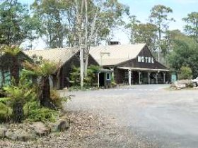 Derwent Bridge Wilderness Hotel