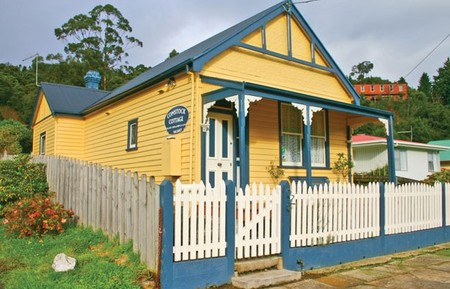 Comstock Cottage - Broome Tourism