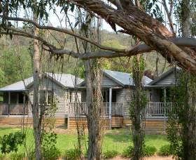 The Homestead Cabins Brogo - Broome Tourism