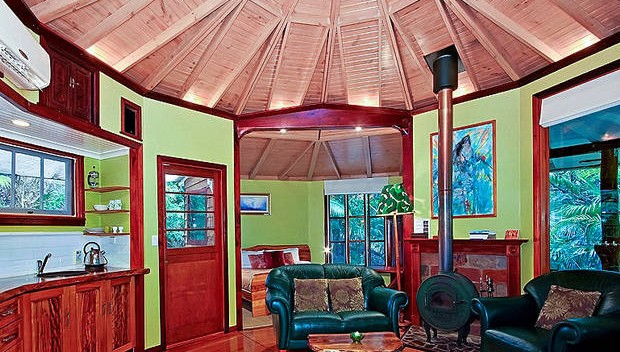 Mt Warning Rainforest Retreat  - Broome Tourism