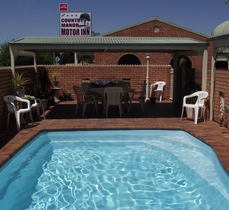 Country Manor Motor Inn - Broome Tourism