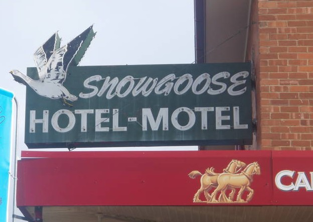 Snowgoose Hotel Motel - Broome Tourism