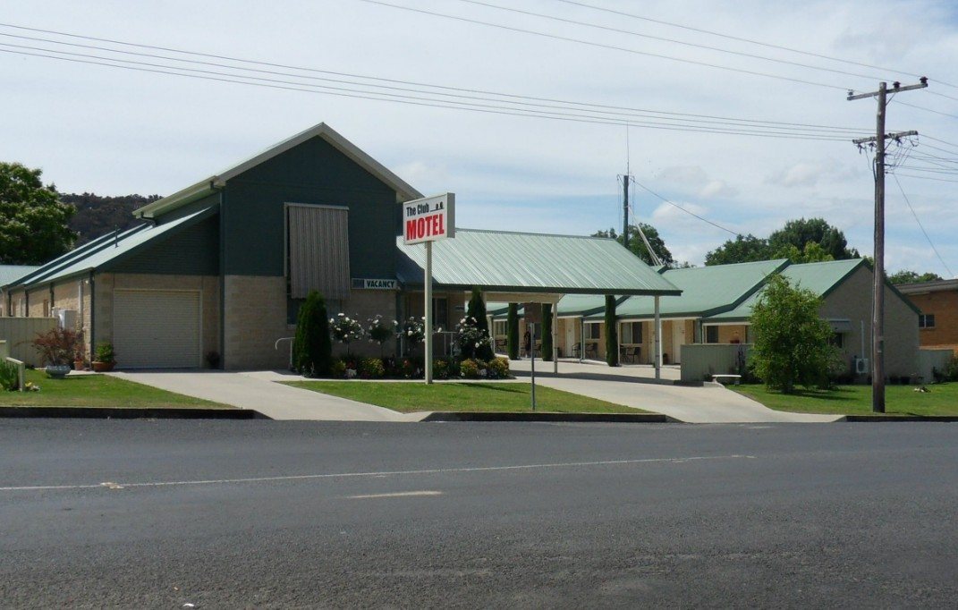 Club Motel Tumbarumba - Broome Tourism