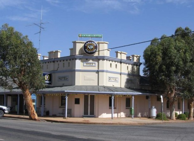 Royal Hotel Grong Grong - Broome Tourism