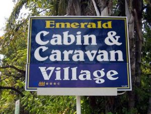 Emerald Cabin and Caravan Village - Broome Tourism