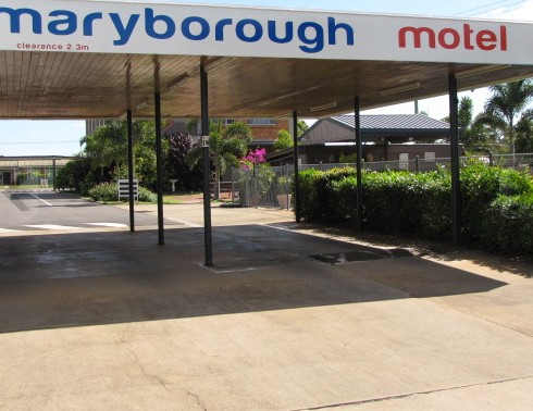 Maryborough Motel and Conference Centre - Broome Tourism