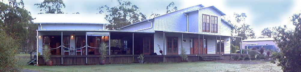 Tin Peaks Bed and Breakfast - Broome Tourism