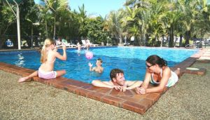 Gold Coast Tourist Parks Kirra Beach - Broome Tourism
