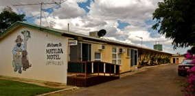 Matilda Motel - Broome Tourism