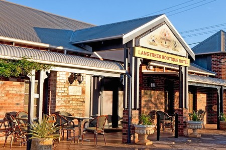 Langtrees Guest Hotel - Broome Tourism