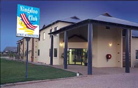 Ningaloo Club - Broome Tourism