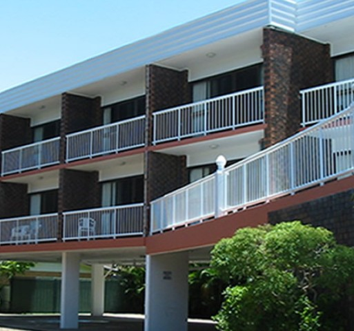 Estuary Motor Inn - Broome Tourism