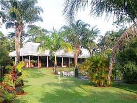 Malanda Lodge Motel - Broome Tourism