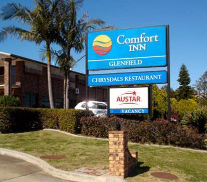 Comfort Inn Glenfield - Broome Tourism