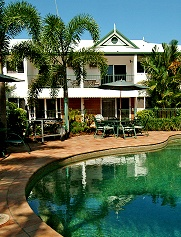 Arcadia Gardens Apartments - Broome Tourism