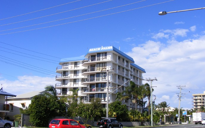 Beach Palms Holiday Apartments - Broome Tourism