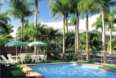Forster Palms Motel - Broome Tourism