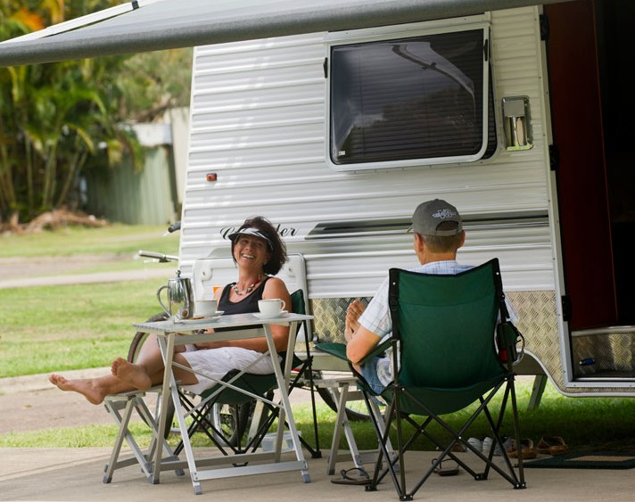 Coolum Beach Holiday Park - Broome Tourism