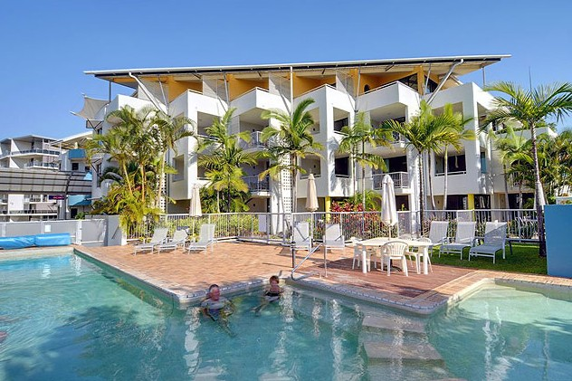 The Beach Club Resort - Mooloolaba