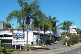 Nationwide Motel - Broome Tourism